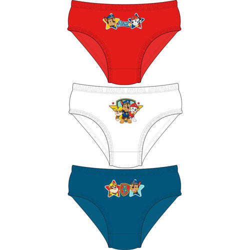 Boys Paw Patrol Briefs Assorted