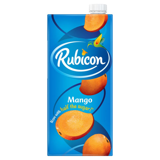 Rubicon Mango Juice, 1Ltr (Case of 12)