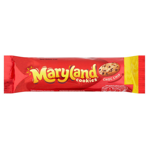 Maryland Choc Chip, 200g (Box of 12)