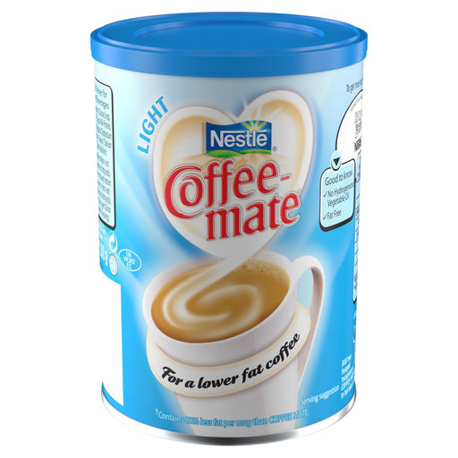 Nestlé Coffee-Mate Light Coffee Whitener, 200g (Case of 10)