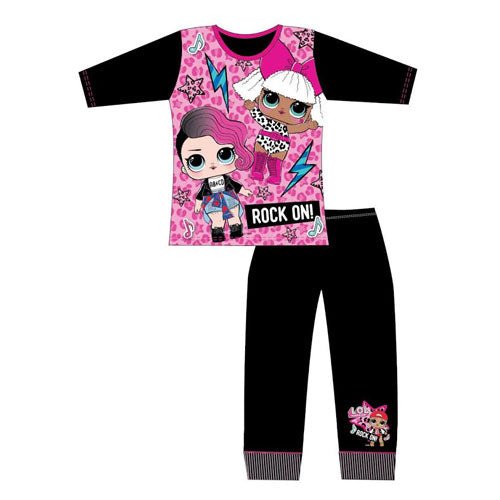 Official LOL Surprise Girls Pyjama Set