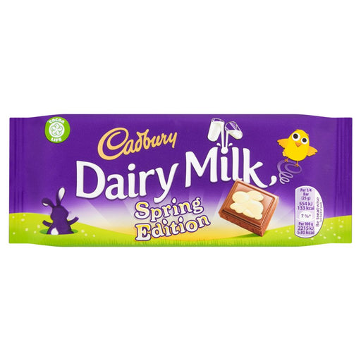 Cadbury Dairy Milk, Spring Edition Chocolate Bar