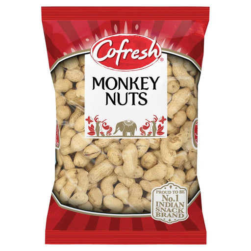 Cofresh Monkey Nuts 300g (Pack of 4)