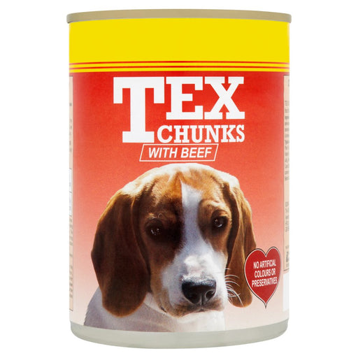 Tex Chunks with Beef