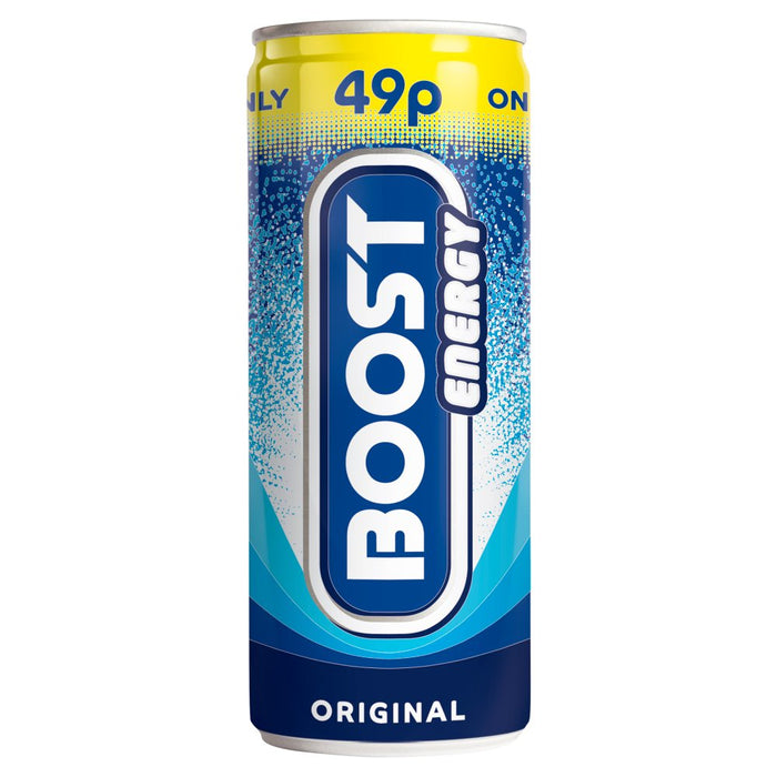 Boost Energy Original, 250ml (Case of 24)