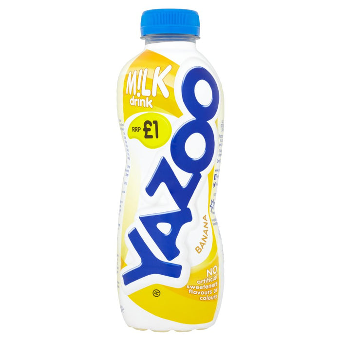 Yazoo Banana Milk Drink