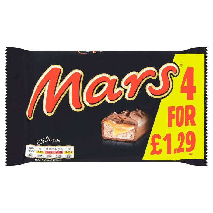Mars Chocolate Standard Single