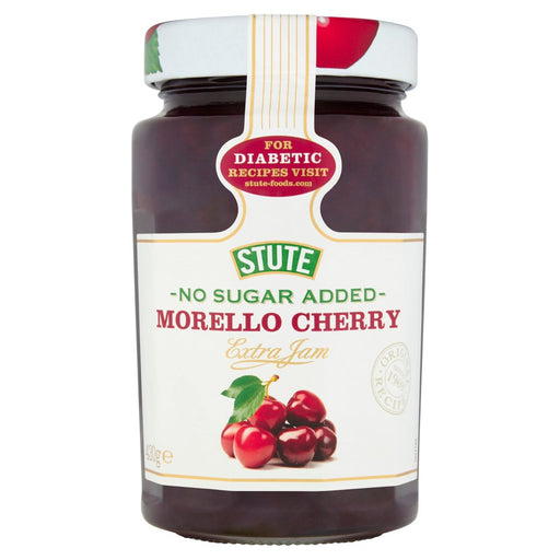 Stute Diabetic Jam Cherry