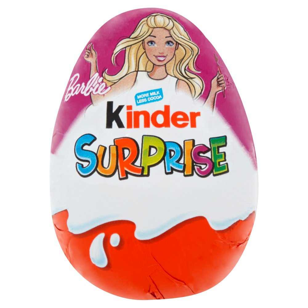 Kinder Surprise Egg, 20g (Box of 48)