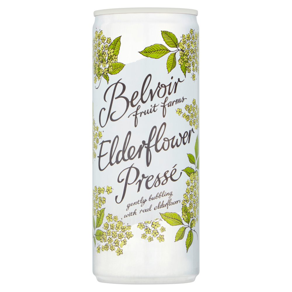 Belvoir Elderflower