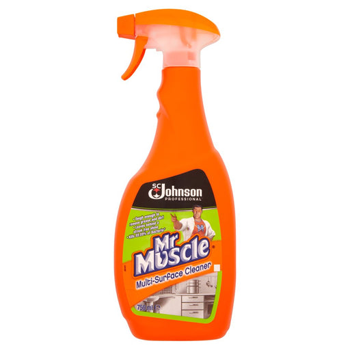 Mr Muscle Multi-Purpose Surface Cleaner 750ml