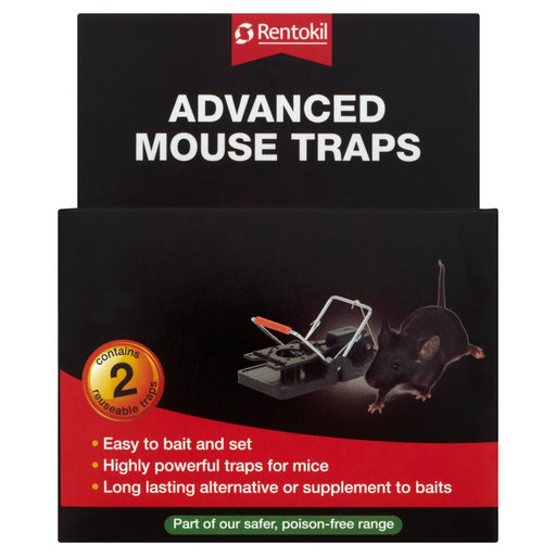 Advanced Mouse Traps