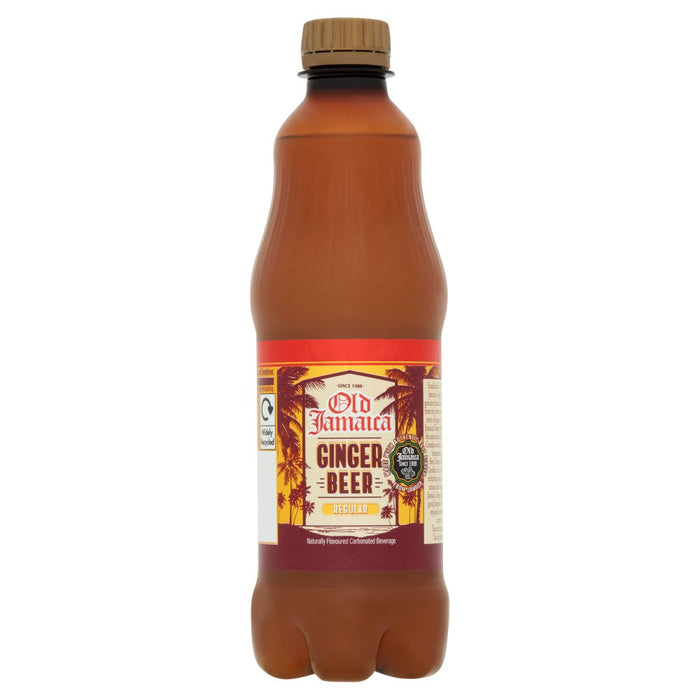 Old Jamaica Ginger Beer, 500ml (Case of 12)