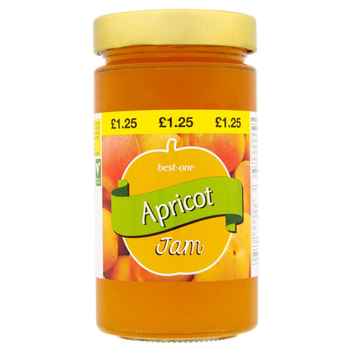 Best-One Apricot Jam 454g
