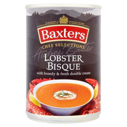 Baxter Luxury Lobster Bisque