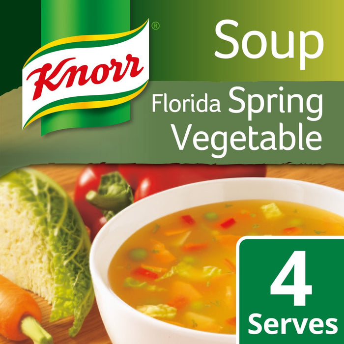 Knorr Florida Spring Vegetable Soup, 48g (Pack of 9)