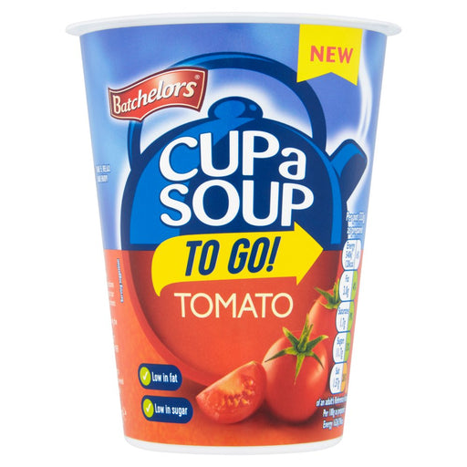 Batchelors Cup a Soup To Go! Tomato, 36g (Pack of 6)