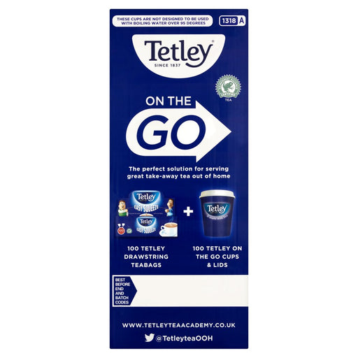 Tetley On The Go