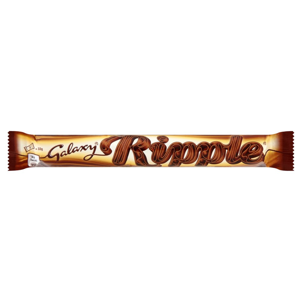 Galaxy Ripple Chocolate Bar Standard Single