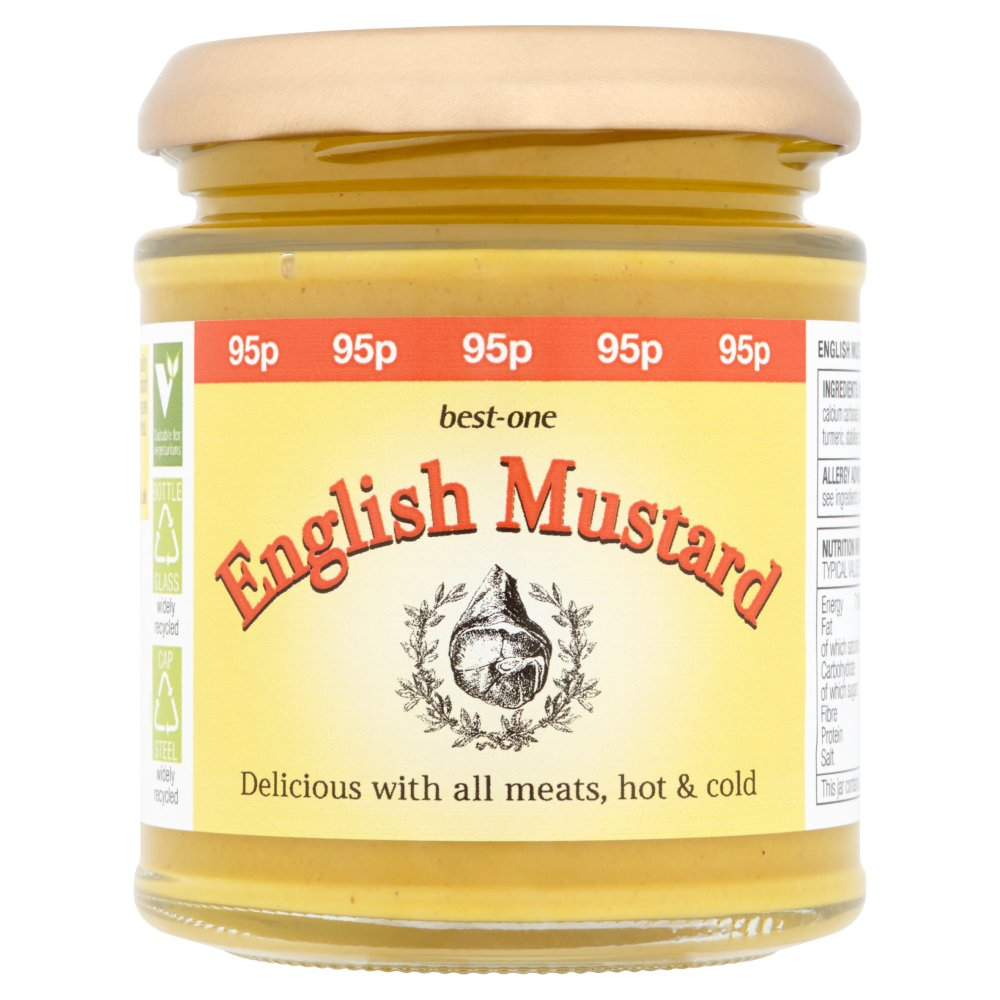 Best-One English Mustard