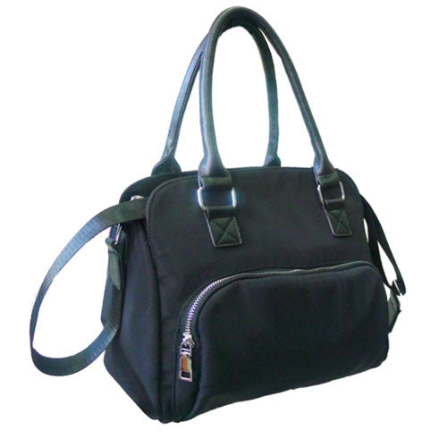 Julia Multipocket Tote Bag Black