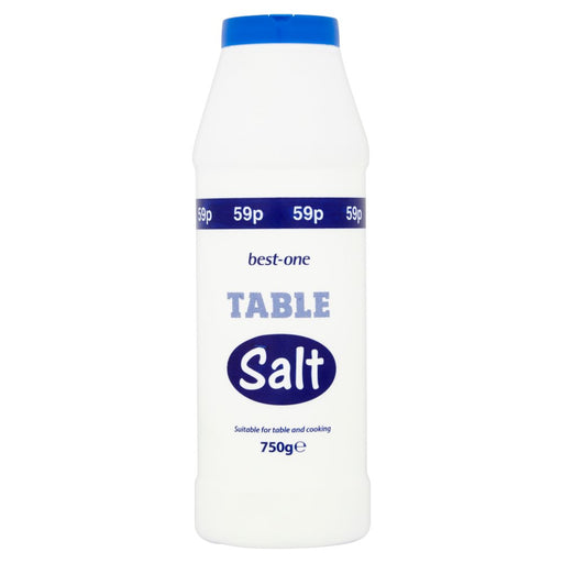 Best-One Table Salt 750g