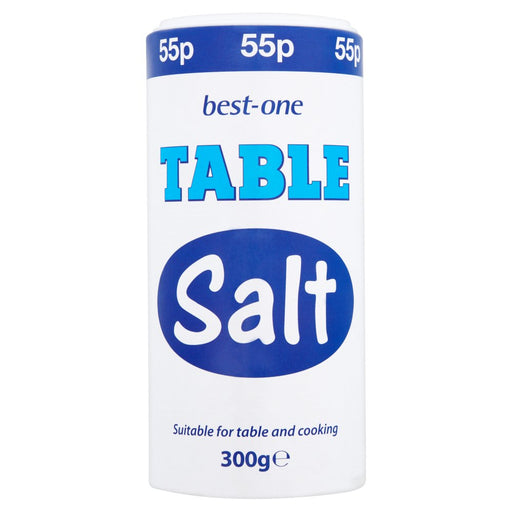 Bestone Table Salt Drum