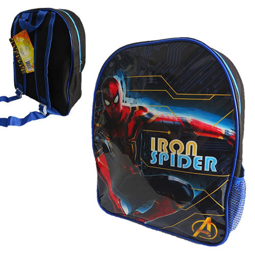 Official Iron Spiderman Junior Backpack