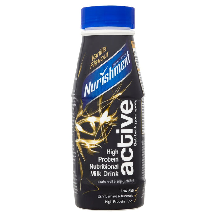 Nurishment Active Vanilla