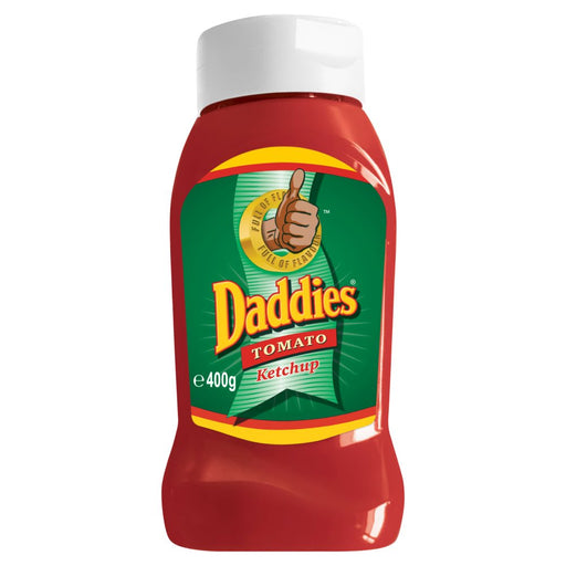 Daddies Tomato Ketchup, 400g (Pack of 3)