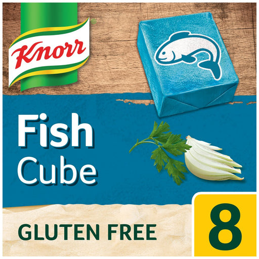 Knorr Stock Cubes Fish