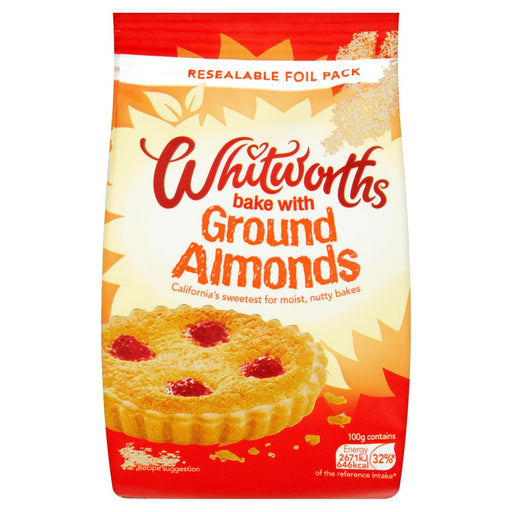 Whitworths Bake with Ground Almonds 150g