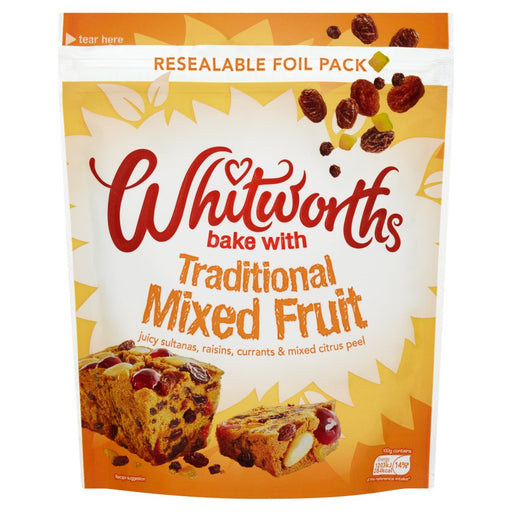Whitworths Bake with Traditional Mixed Fruit, 350g