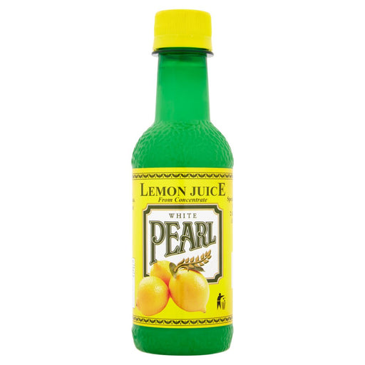 White Pearl Lemon Juice from Concentrate 250ml