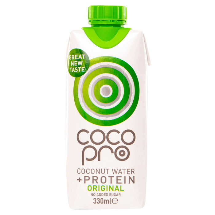 Cocopro-High Protein Coconut Water