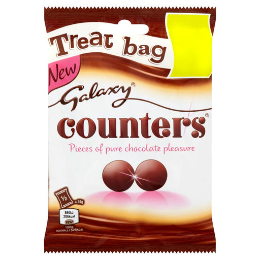 Galaxy Counters Chocolate