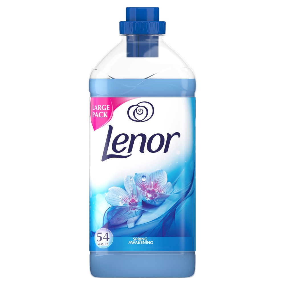 Lenor Fabric Conditioner Spring Awakening Scent 1.9L (54 Washes)