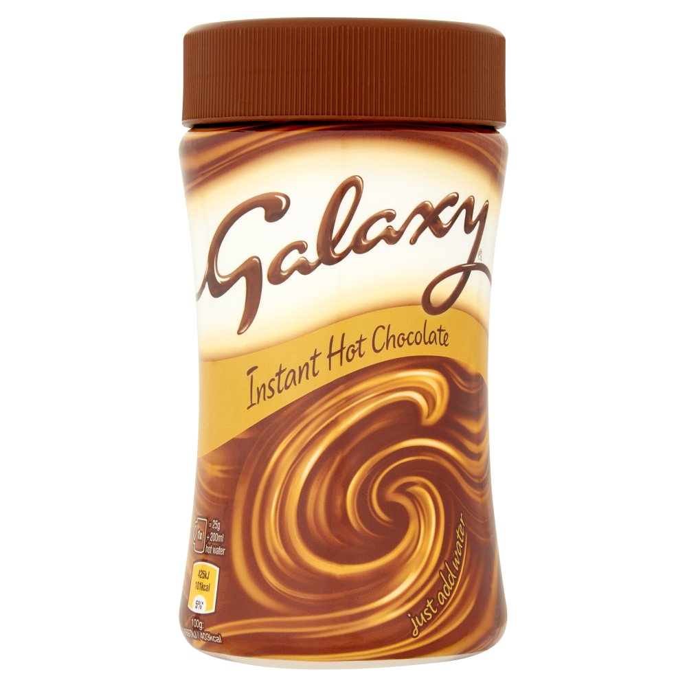 Galaxy Instant Hot Chocolate, 200g