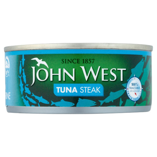 John West Tuna Steak In Brine