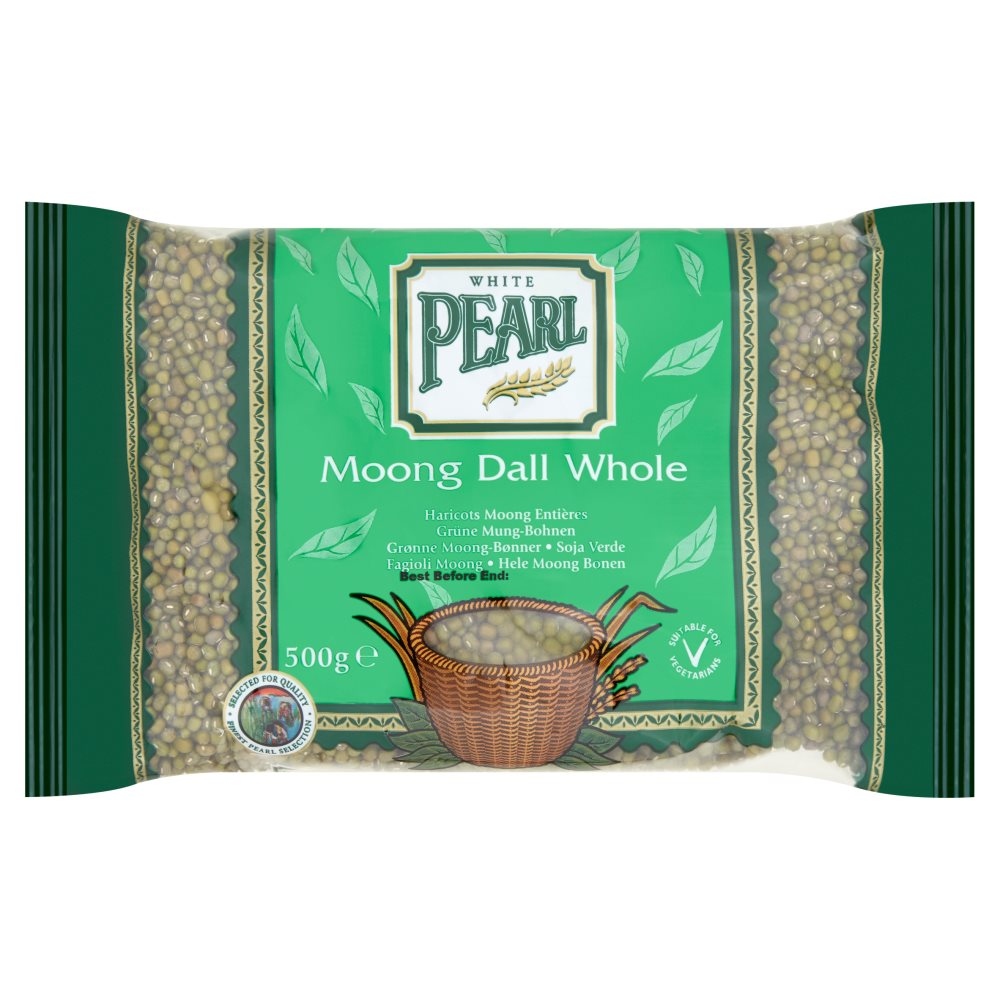 White Pearl Moong Dal Whole