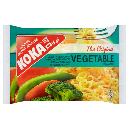 Koka Vegetable Original Instant Noodles, 85g
