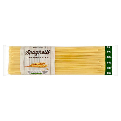 Best-One Spaghetti, 500g (Pack of 6)