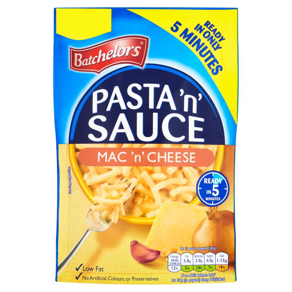 Batchelors Pasta 'n' Sauce Mac 'n' Cheese