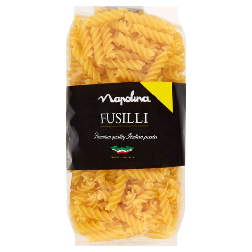 Napolina Fusilli, 400g (Pack of 6)