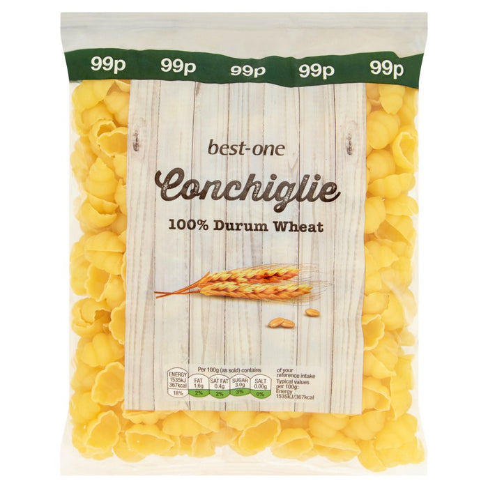 Best-One Conchiglie, 500g (Pack of 6)