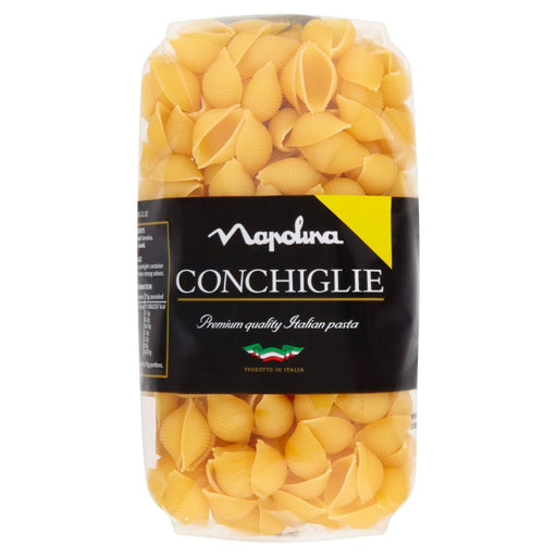 Napolina Conchiglie, 400g (Pack of 6)