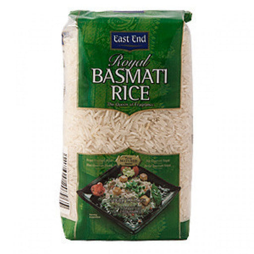East End Royal Basmati Rice, 500g (Box of 6)