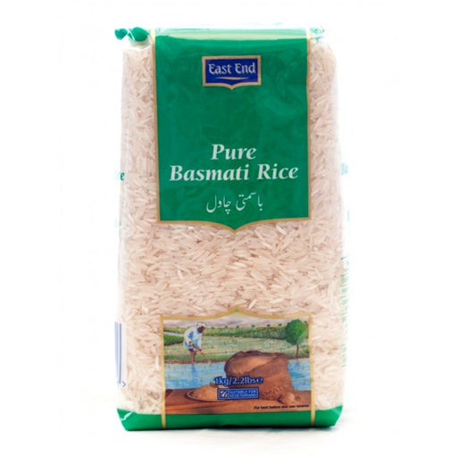 East End Pure Basmati Rice 1kg