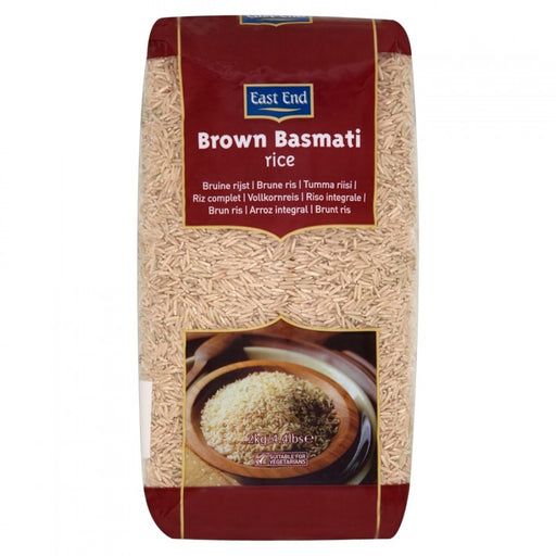 East End Brown Basmati Rice 1kg