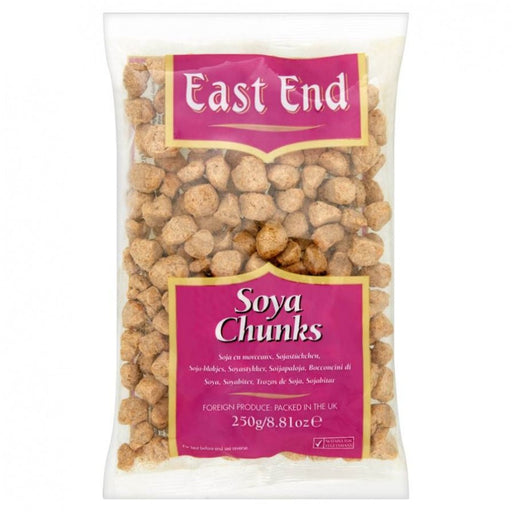 East End Soya Chunks 250g